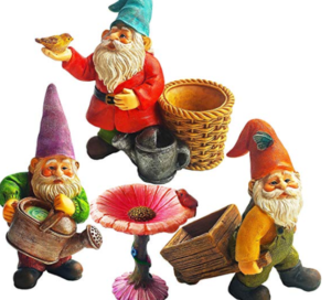 Gardening Gnomes Kit by Moodlab